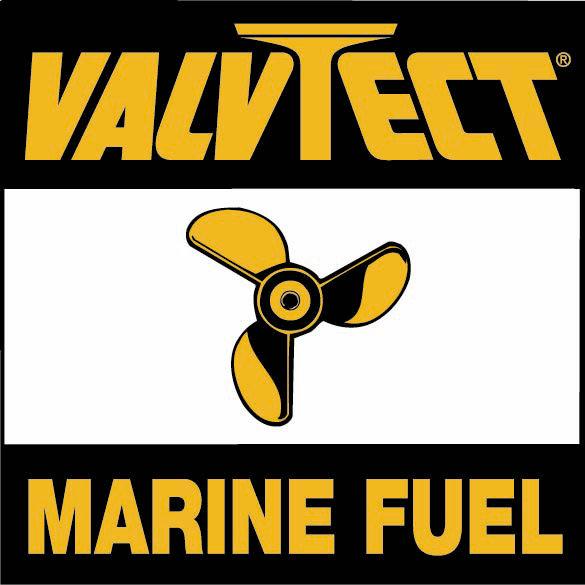 ValvTect Marine Fuel logo