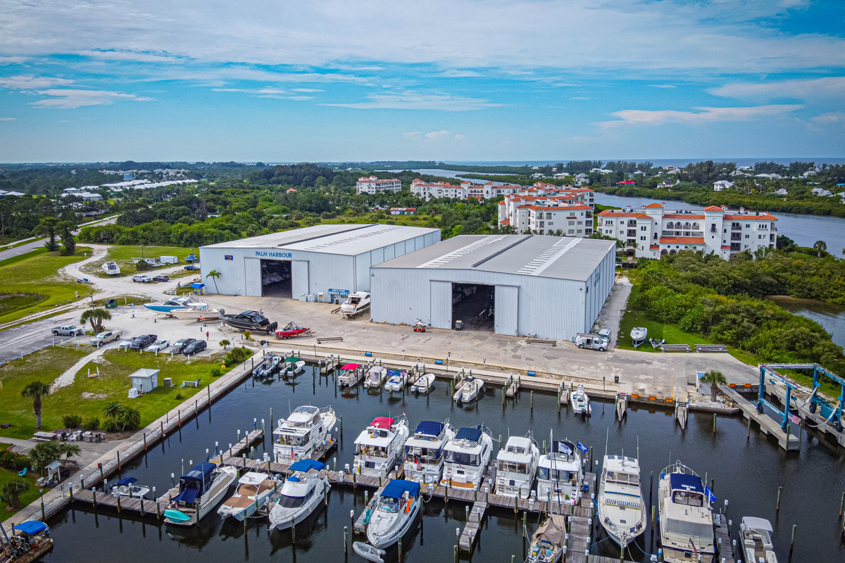 Palm Harbour Marina